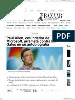 Paul Allen, cofundador de Microsoft, arremete contra Bill Gates en su autobiografía - 20minutos.es.pdf