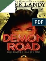 Demon Road Derek Landy