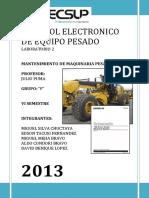 LABORATORIO control electronico
