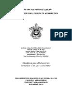 Silabus Pembelajaran Mandat 2018 Revised