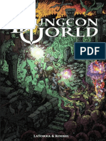 Dungeon World SRD