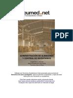 Sierra, J., Guzman Ibarra, M., & Garcia Mora, F. (2014). ADMINISTRACIÓN DE ALMACENES Y CONTROL DE INVENTARIOS (1st ed.)..pdf