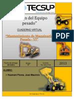 Cuaderno Virtual gestion equipo pesado