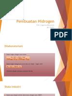 Hydrogen by Linggonilus Masturanda