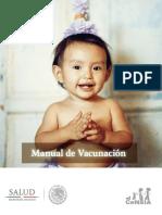 Manual de Vacunacion 2017