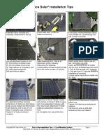 tips de instalacion de panels solares