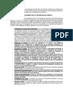 El 31 de mayo del 2017 MODIFICAN REGLAMENTO DE LEY DE INSPECCION LABORAL.docx