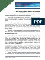 IMPORTANCIA DE LOS REGISTROS EN CONTROL Y MANEJO DE ESTANQUES.pdf