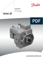 Series 20 Axial Piston Pumps Service Manual