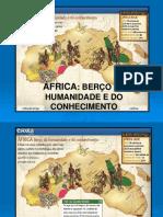 A África e a Escravidão - Apresentação