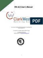 AISIWIN V8.0 Manual Clark Western