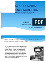 La Moral Teoría de Kolhberg