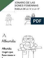 Diccionario de Las Profesiones
