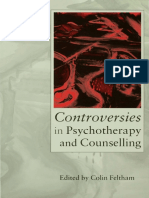 1999 - Controversies  in  Psychotherapy and Counselling - Feltham.pdf
