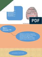 Alzheimer Education