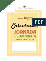 Caderno Orientações Jornada 2018