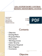 Wireless Scada Monitoring System_presentation