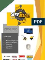 Catalogo SERVI Nuevo