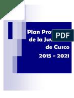 Plan Provincial Juventud Cusco 2015 2021