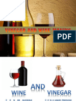Vinegar and Wine Making Presentation