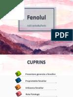 Fenolul