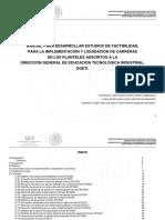 Manual de Estudio de Factibilidad2013
