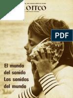 EL MUNDO DEL SONIDO