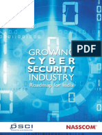 DSCI Growing Cyber Security Industry Roadmap for India Exec Summary