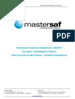 Mastersaf Interface Namespace Manual6 Mapeamento Tecnico v1