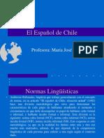 Español de Chile
