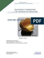 Guía Didáctica Bioseguridad y Bienestar Animal