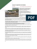 Accidente en Coahuila