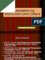 A Sociologia Como Ciencia