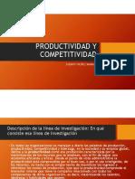 Productividad y Competitividad