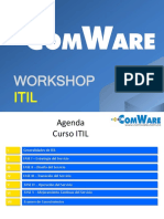 WorkShop de ITIL