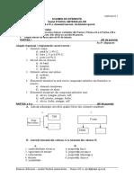 Studiul Materialelor Test Diferente Var 1
