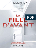 La Fille Davant - J.P. Delaney