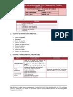 PETS 0XX - Manipulación de Tuberías de HDPE Rev01