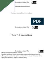 Aula 6 Sistema Renal 2016 2