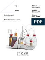 Schott Instruments TitroLine