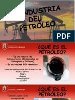 Exposición Sobre El Petroleo