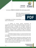 Instrução Normativa Aquisição de Serviços de Tecnologia