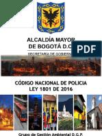 Presentacion Codigo Policia