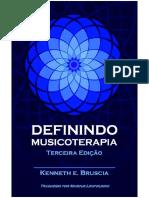 Definindo Musicoterapia Terceira Edição