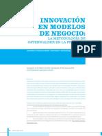 Anexo 1 y 2 Modelo de Negocio Innovac