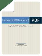 Servi Dores Web Apache en Debian