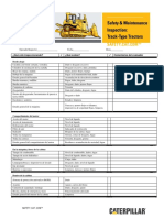 Safety & Maintenance Checklist Track Type Tractors (Esp).pdf