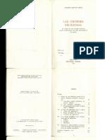METZ, J. B., Las Órdenes Religiosas. 1978