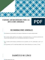infecciones urinarias Tx y Dx.pptx
