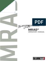 Mrad Manual 12925 Revb